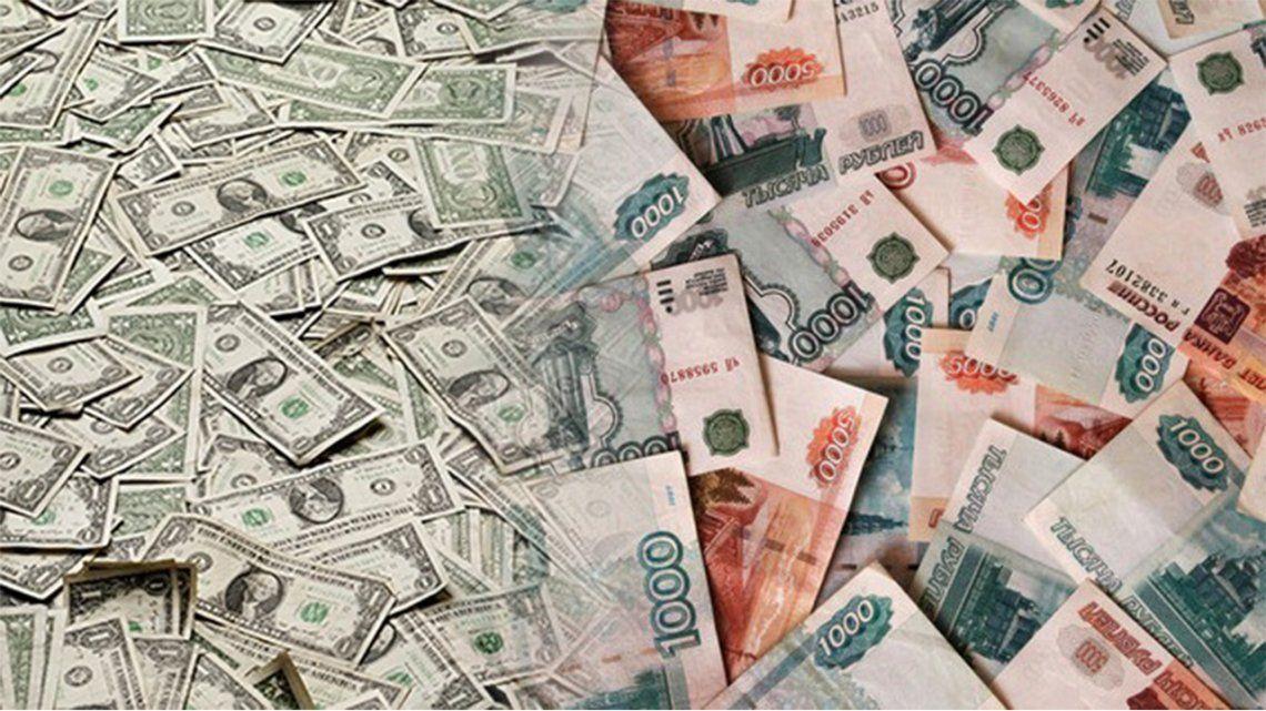 Vicecanciller ruso devela interés por uso de monedas alternativas al dólar