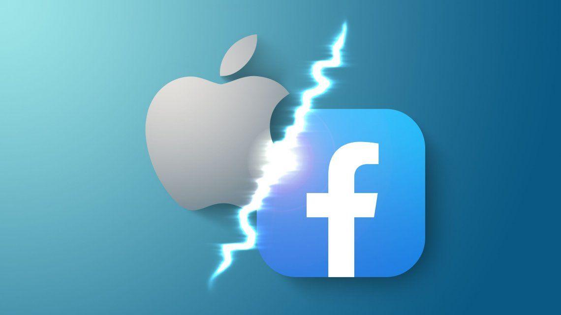 Apple actualizó iOS con normas que la enfrentan a Facebook
