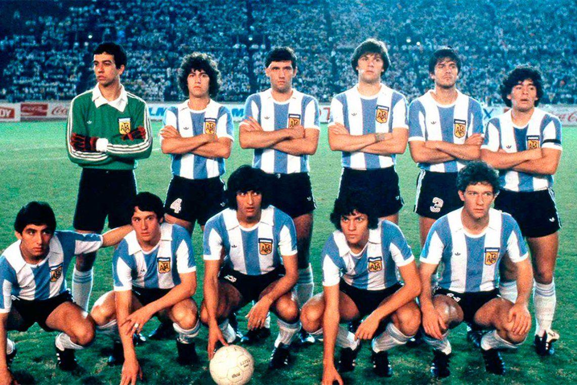 Menotti, a 40 años de su Argentina Sub-20 campeona del mundo: Esa Selección me marcó para toda la vida