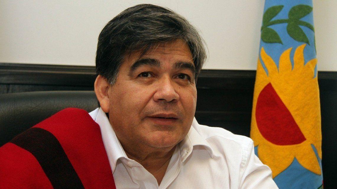 Mario Ishii, histórico dirigente de José C. Paz.