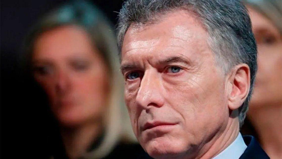 El ex presidente Mauricio Macri fue imputado en la causa.