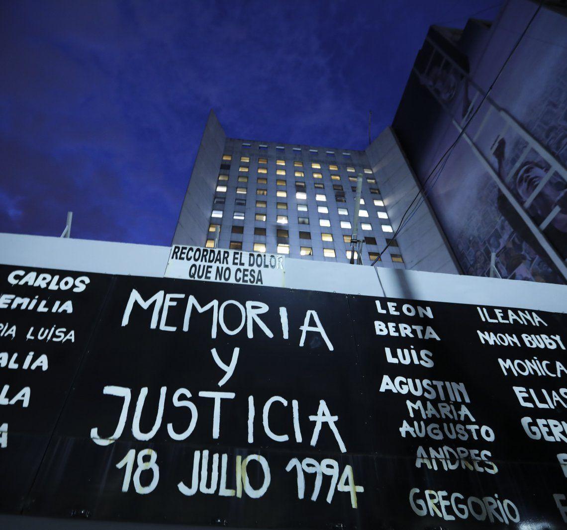 El atentado a la AMIA fue perpetrado en 1994