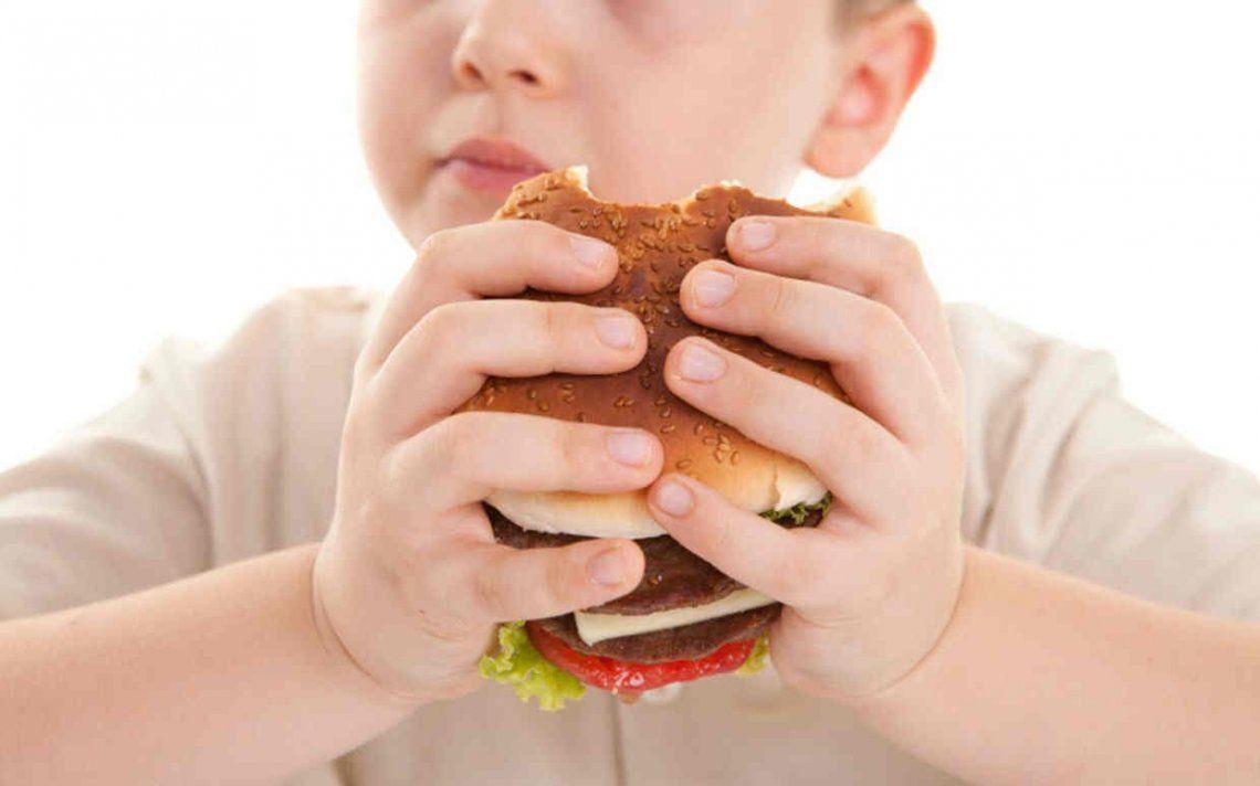 Mala alimentación en menores de 3 años