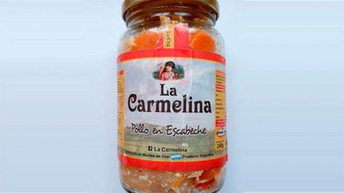 La empresa La Carmelina comunicó el inició del retiro preventivo del producto.
