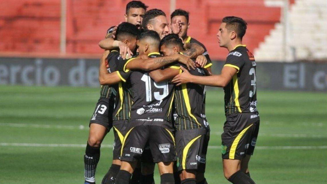 Defensa y Justicia derrotó 3-1 a Unión por la zona complementación A.