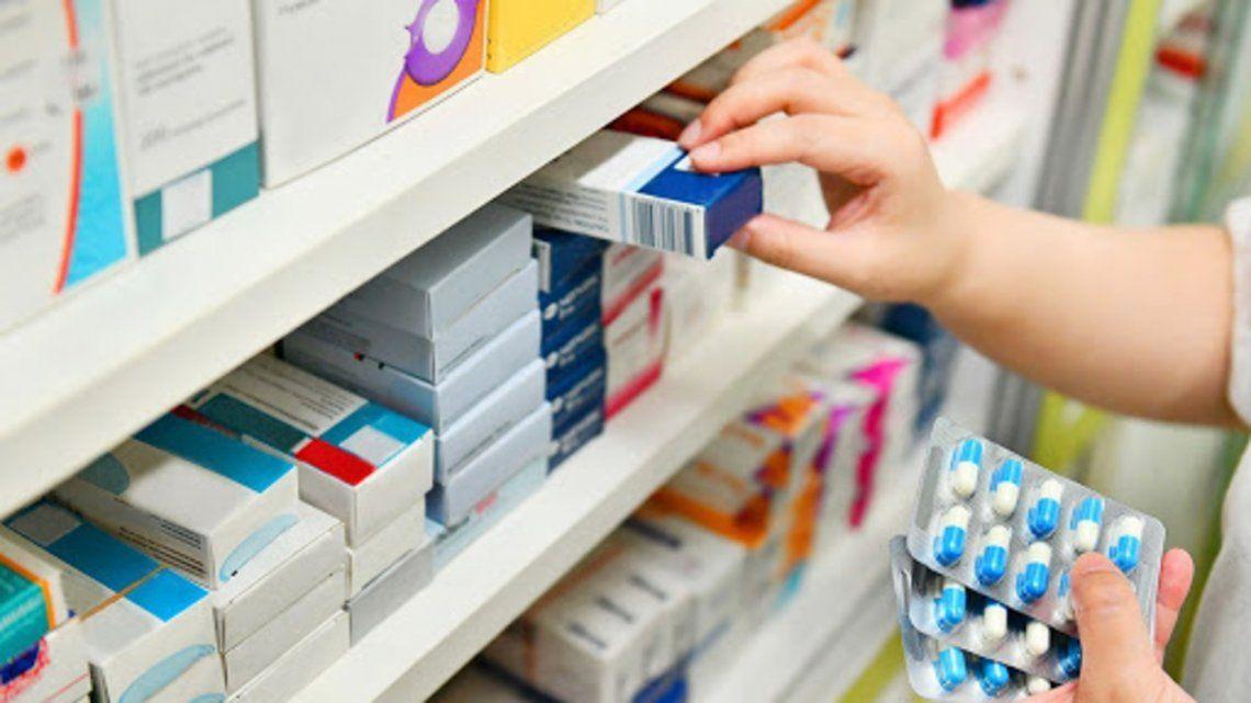 Los precios de los medicamentos subieron por encima de la inflaci