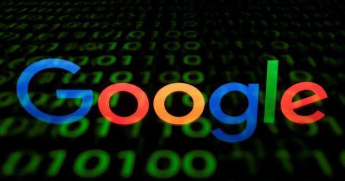Google fue una de las tantas compañías afectadas por las fallas de internet