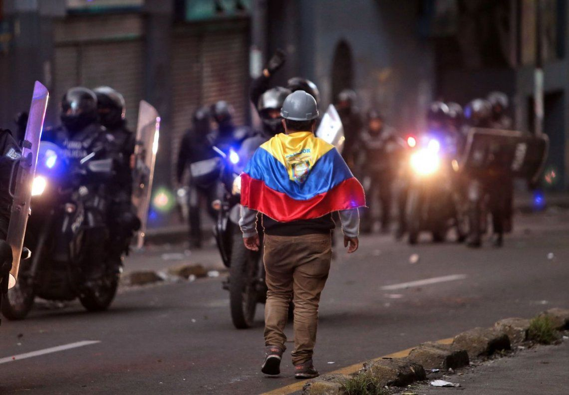 Ecuador: cómo comenzó el conflicto que tiene en vilo a Latinoamérica
