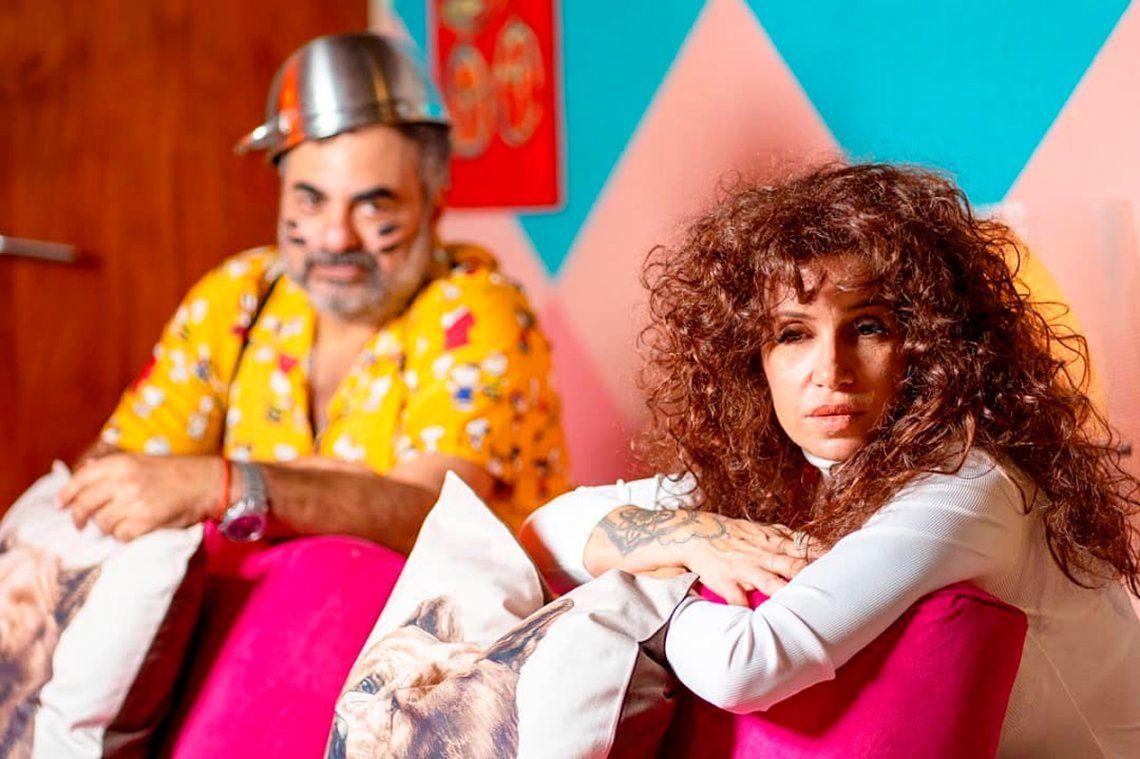 Florencia Peña y Roberto Moldavsky