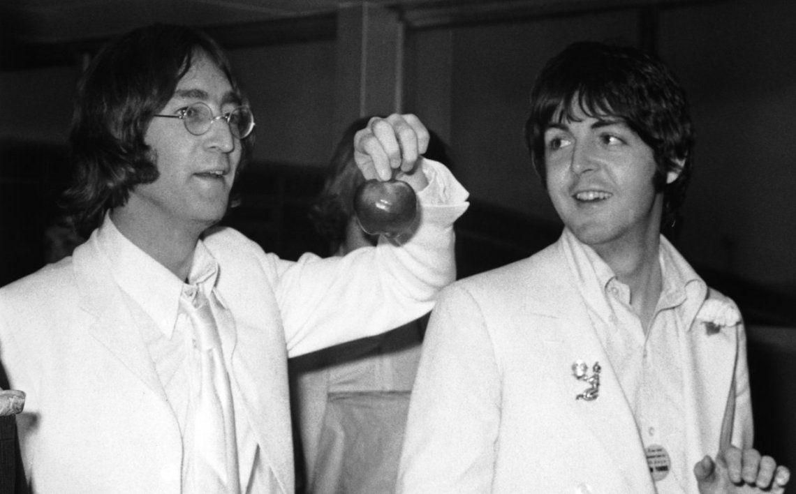 McCartney expresó tristeza por la separación