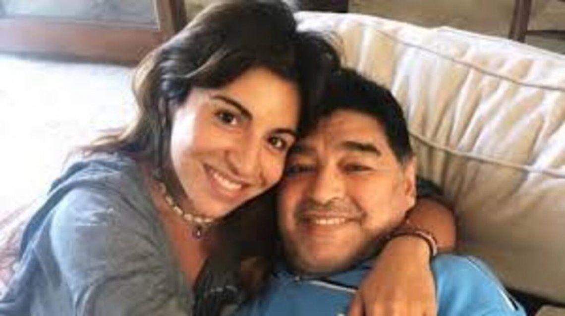 Gianinna Maradona le respondió a Matías Morla
