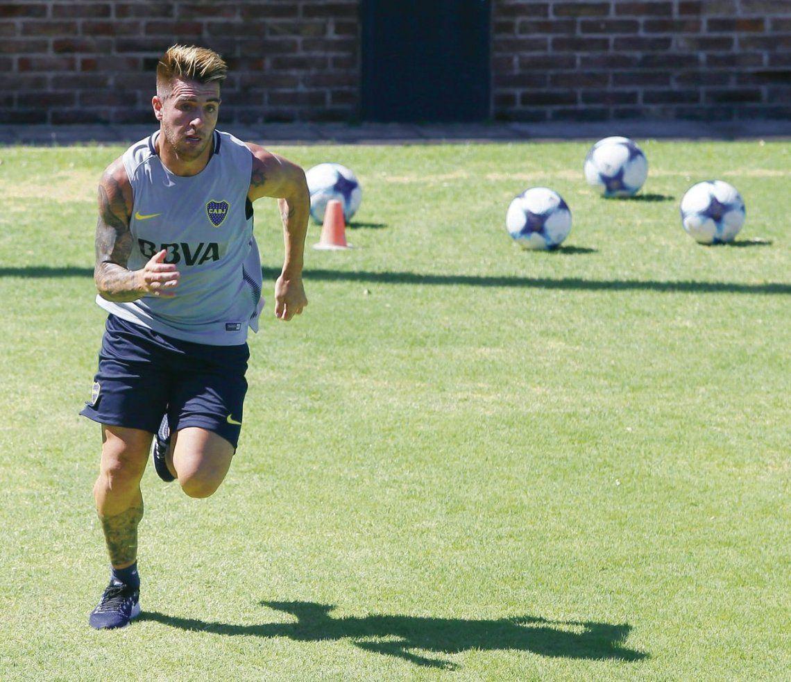 Alfaro mueve fichas para el clásico: Buffarini volvería a ser titular justo en el clásico con San Lorenzo