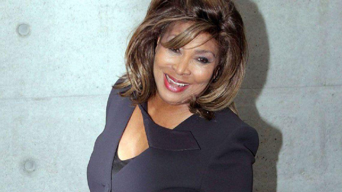 Tina Turner vendió sus derechos musicales a la empresa BMG.