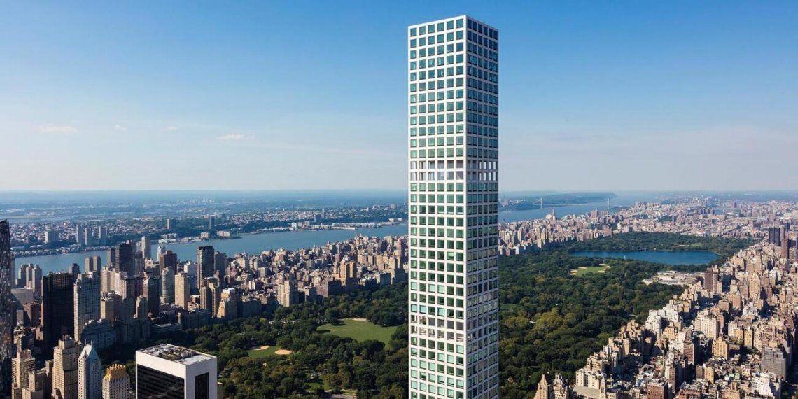 Nueva York: Un lujoso rascacielos con graves problemas