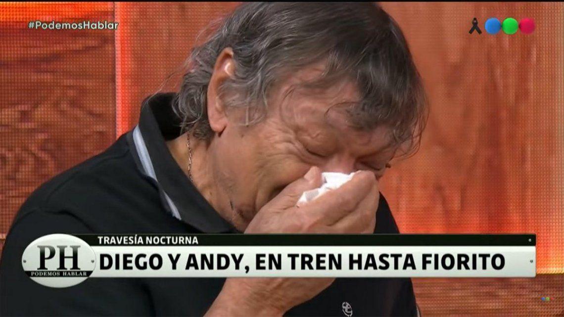 Galindez recordó a Maradona en Ph Podemos Hablar