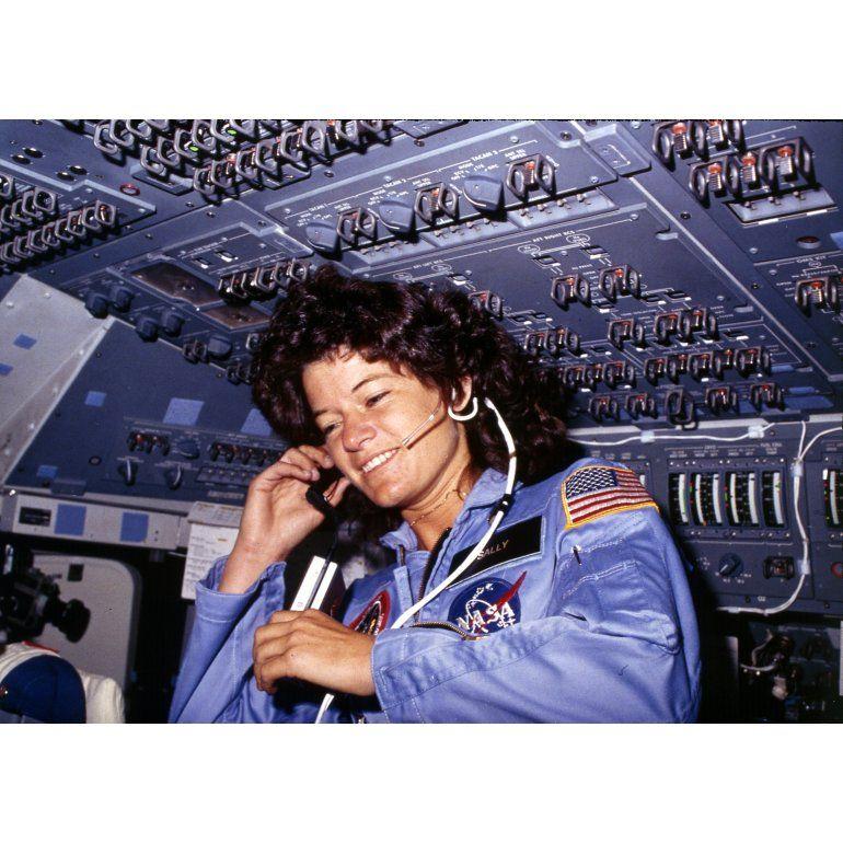 Murió la primera mujer estadounidense en llegar al espacio