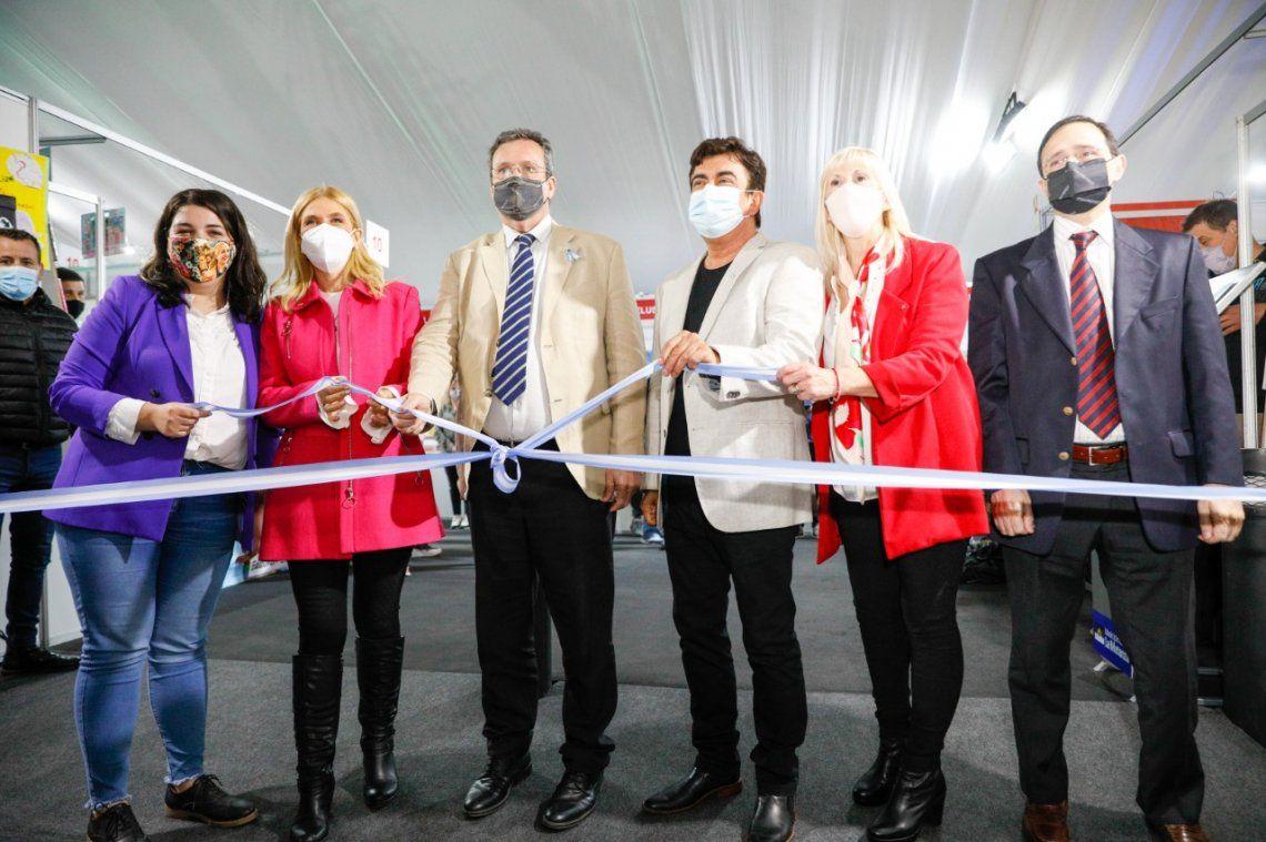 Se inauguró la  XIV Feria del Libro de La Matanza
