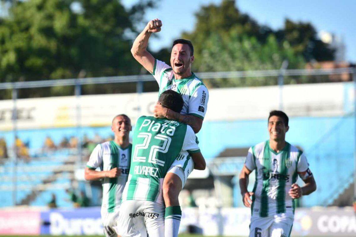 Banfield sigue a paso firme en la Copa Argentina.