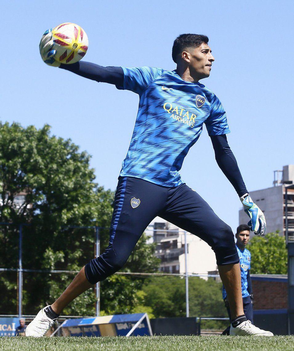Boca en vilo por una posible oferta por Esteban Andrada