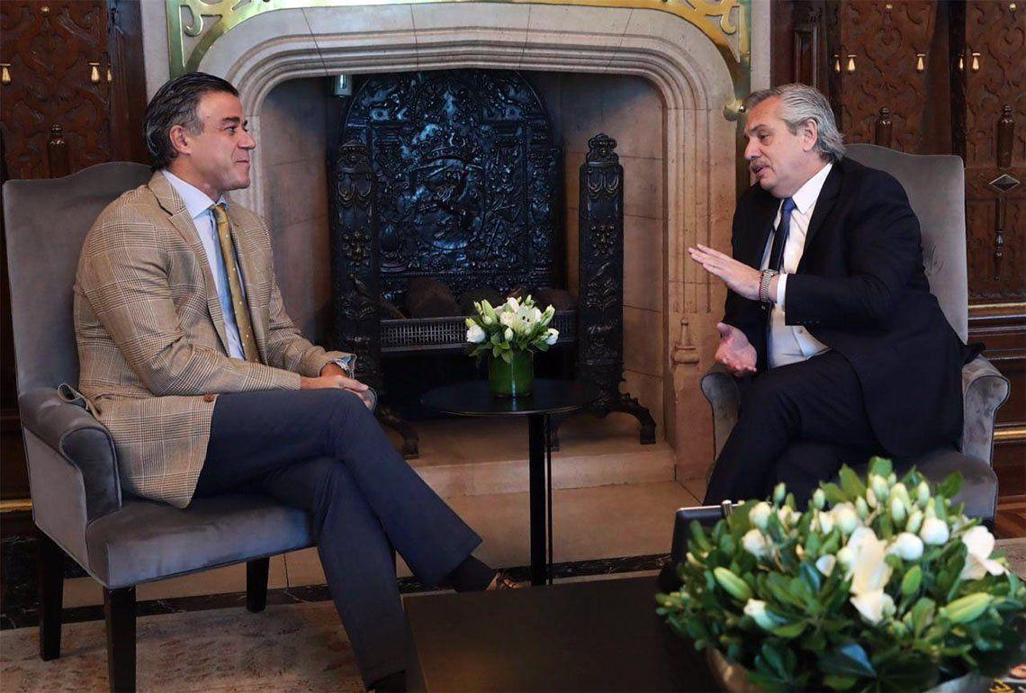Alberto Fernández se reunió con Daniel Rafecas antes de enviar su pliego como procurador general