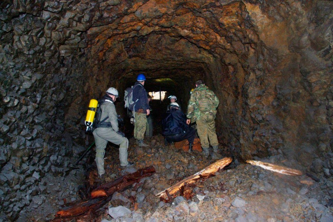 Túneles en un volcán inactivo en Polonia podrían ocultar secretos de la Alemania nazi