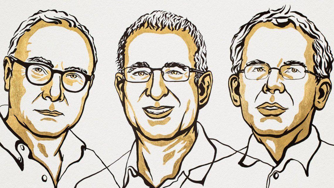 Premio Nobel a tres economistas por sus contribuciones a la economía laboral