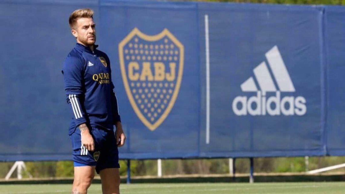Julio Buffarini dejará Boca el 30 de junio de 2021.