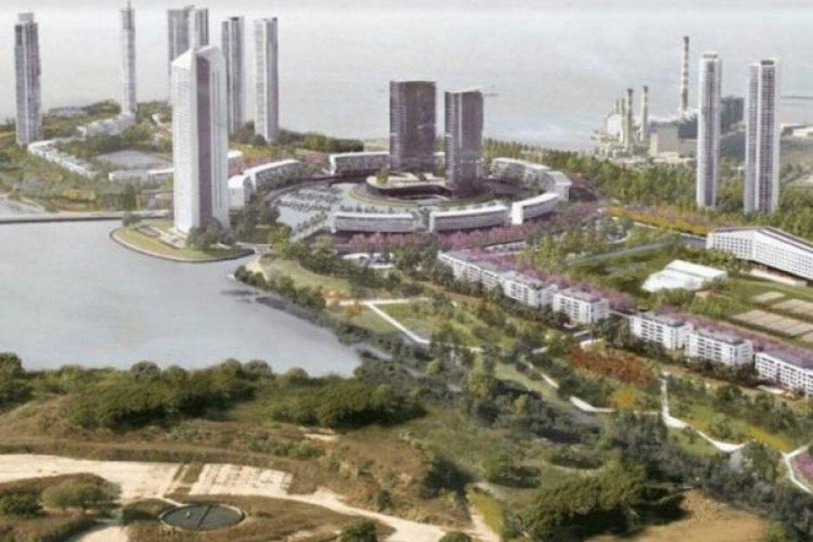 Críticas al convenio para construir torres en Costanera Sur