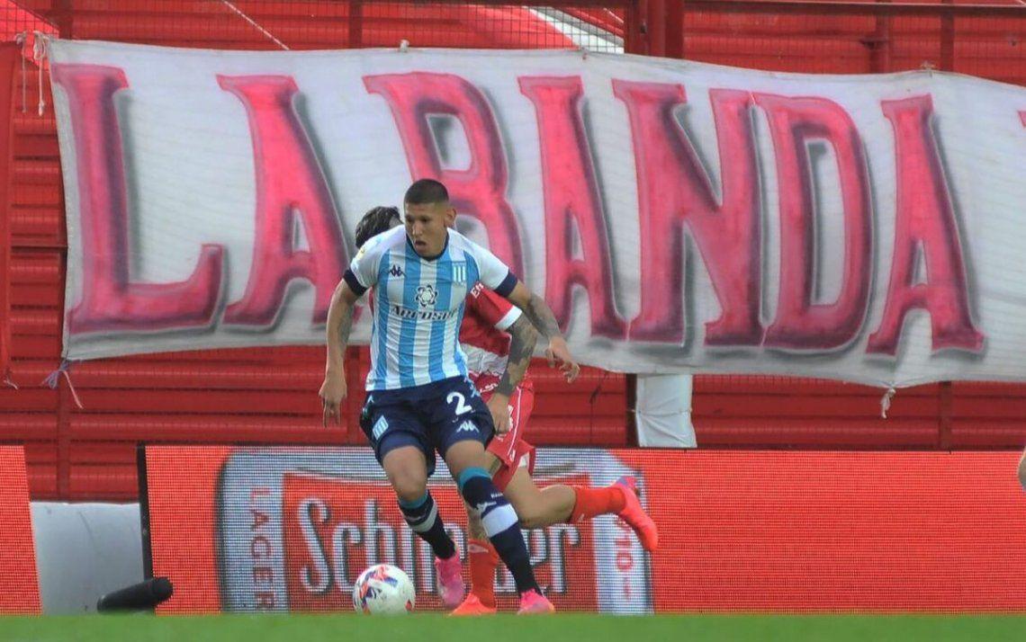 Racing cayó 2-0 ante Argentinos.