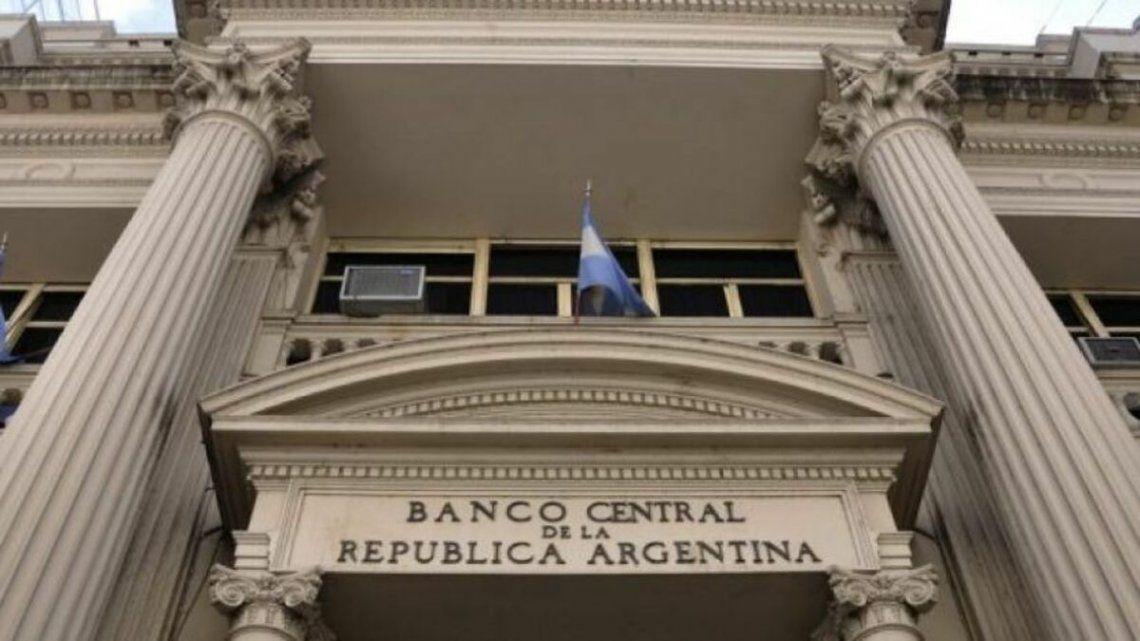 Sede del Banco Central.