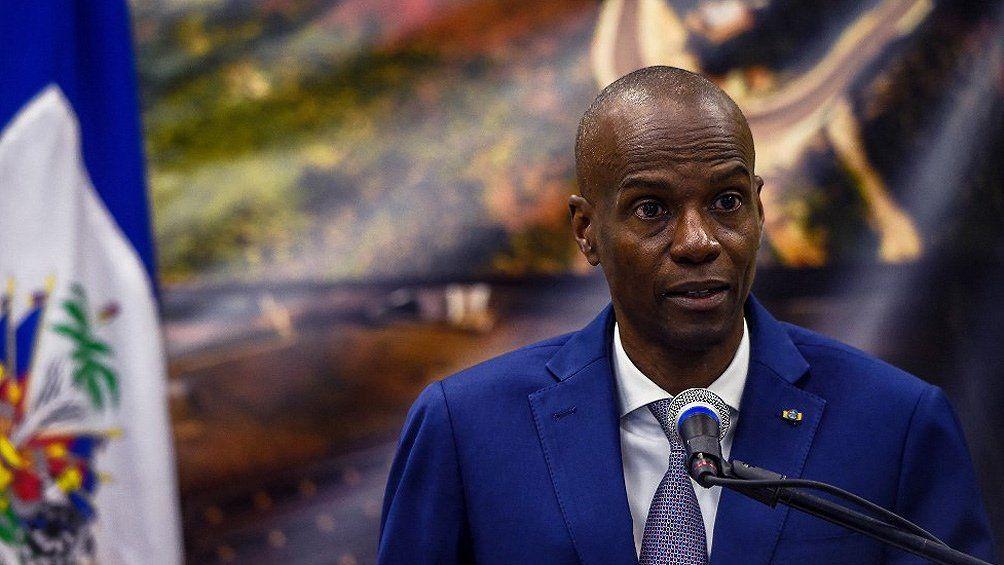 Haití: caen los presuntos asesinos de Jovenel Moise