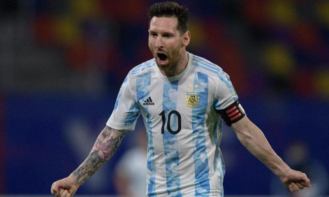 Argentina recibirá a Uruguay en la próxima fecha de las Eliminatorias Sudamericanas