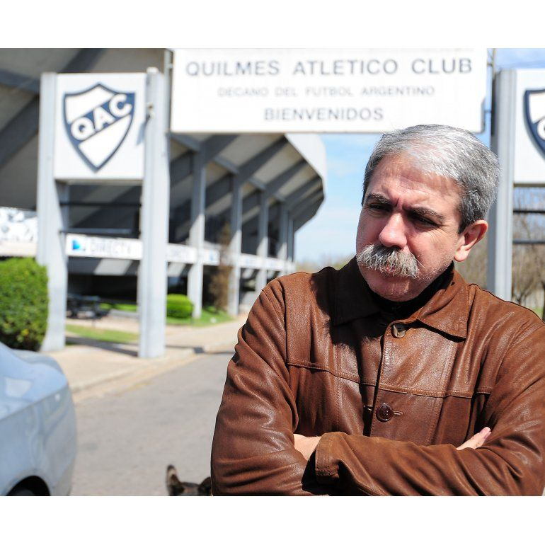 Aníbal Fernández fue reelecto como presidente de Quilmes