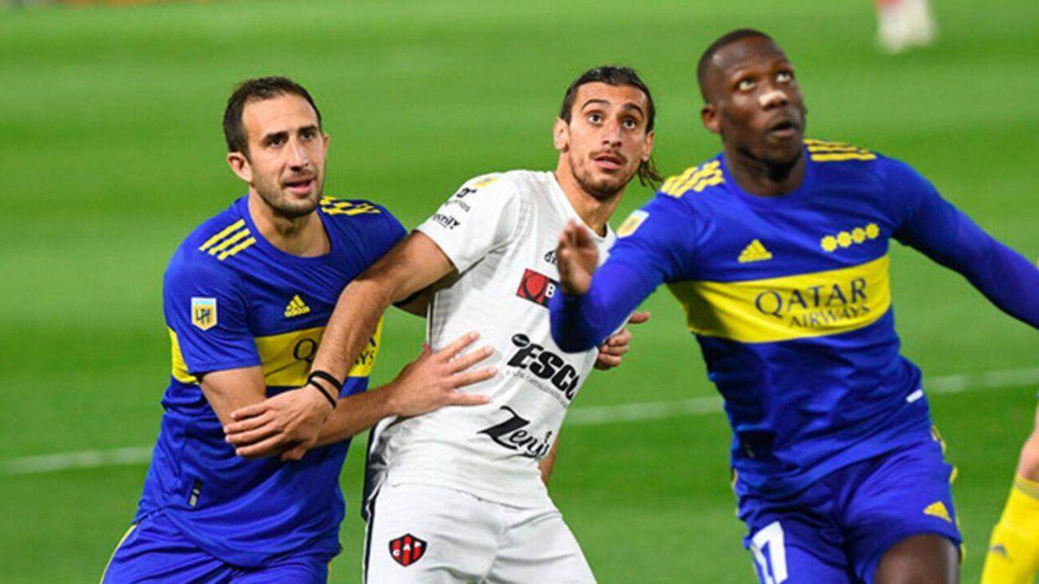 Boca y Patronato se midieron hace un mes en La Bombonera con triunfo xeneize por 1-0