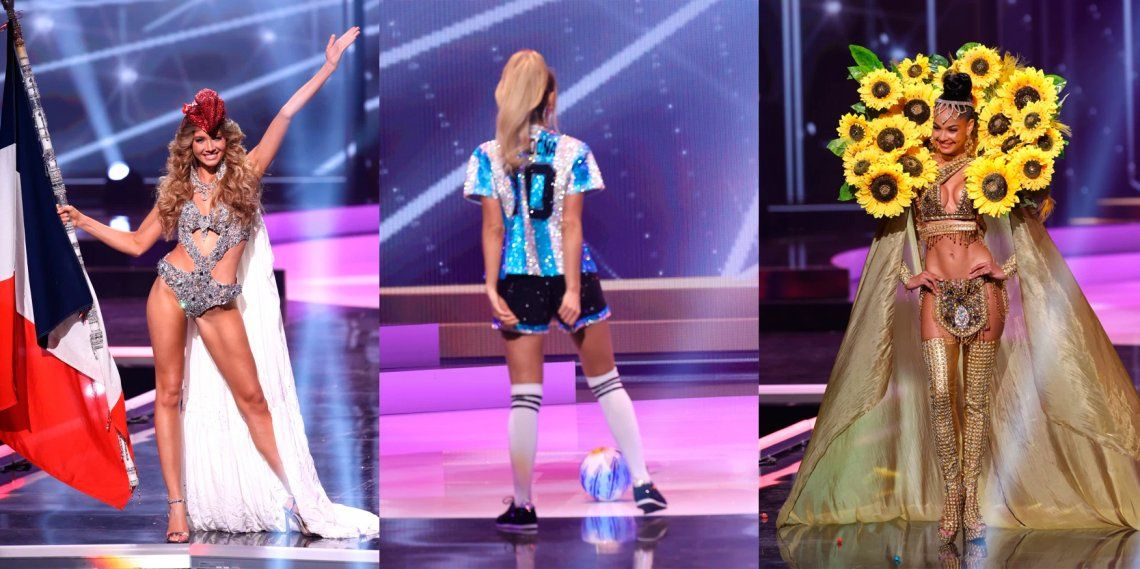 Miss Universo 2021: los mejores trajes nacionales del certamen