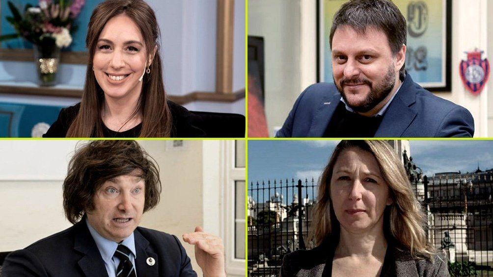 Elecciones 2021: los principales candidatos a diputados nacionales por CABA debatirán hoy en TV