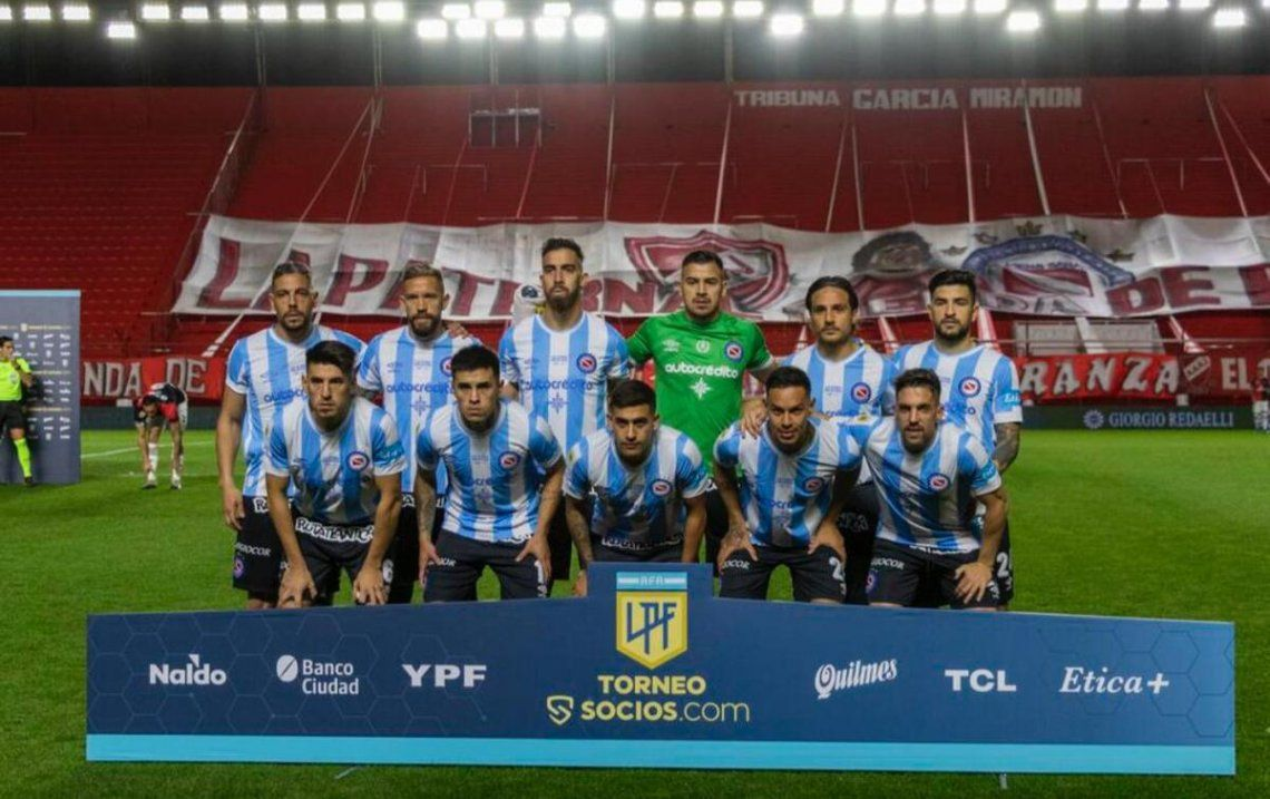 Argentinos empata 0-0 con Newell´s.