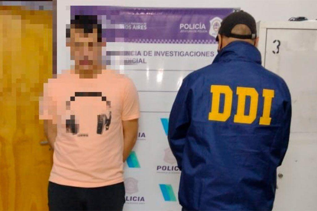 Gustavo Alejandro Arbelo está detenido, acusado de haber asesinado a su amigo y descuartizarlo.