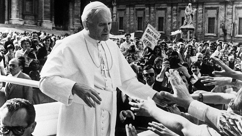 Se cumplen 40 años del atentado al Papa Juan Pablo II