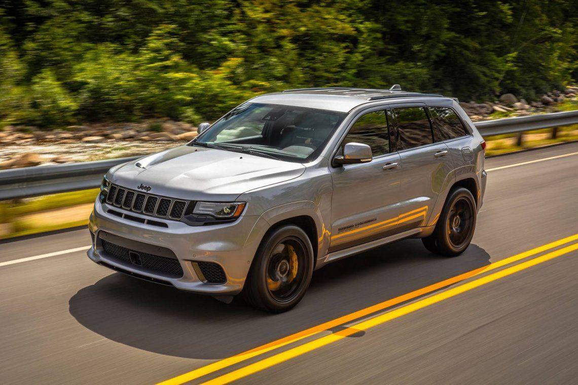 Jeep Argentina: Ratifican secuestro un vehículo para indemnizar a un cliente