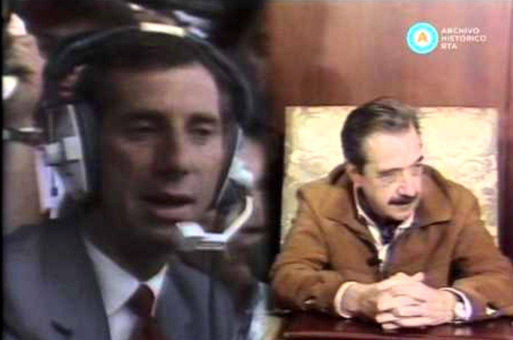 Argentina campeón: la inolvidable charla de Alfonsín y Bilardo