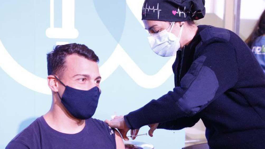 Buenos Aires: nueva jornada de vacunación libre para mayores de 35