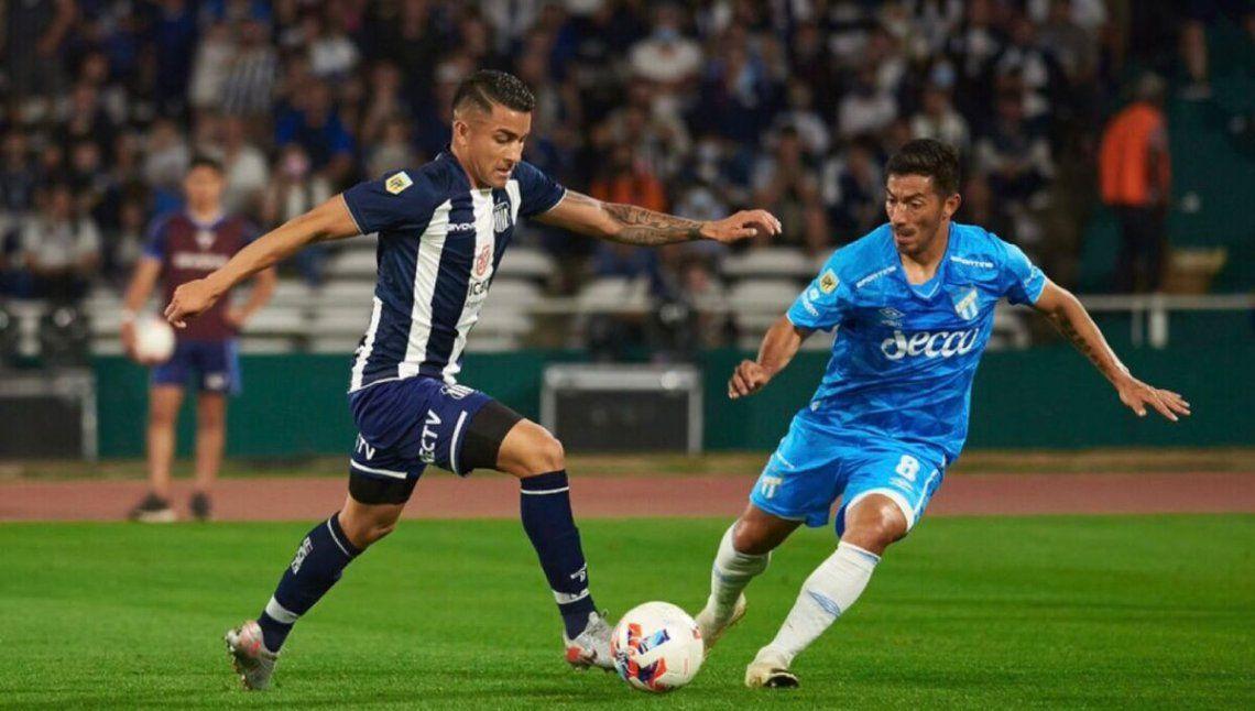 Talleres se impuso ante Atlético Tucumán.