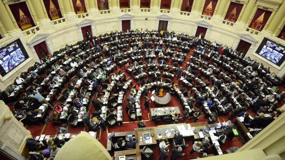 El traspié del Frente de Todos en la Cámara de Diputados