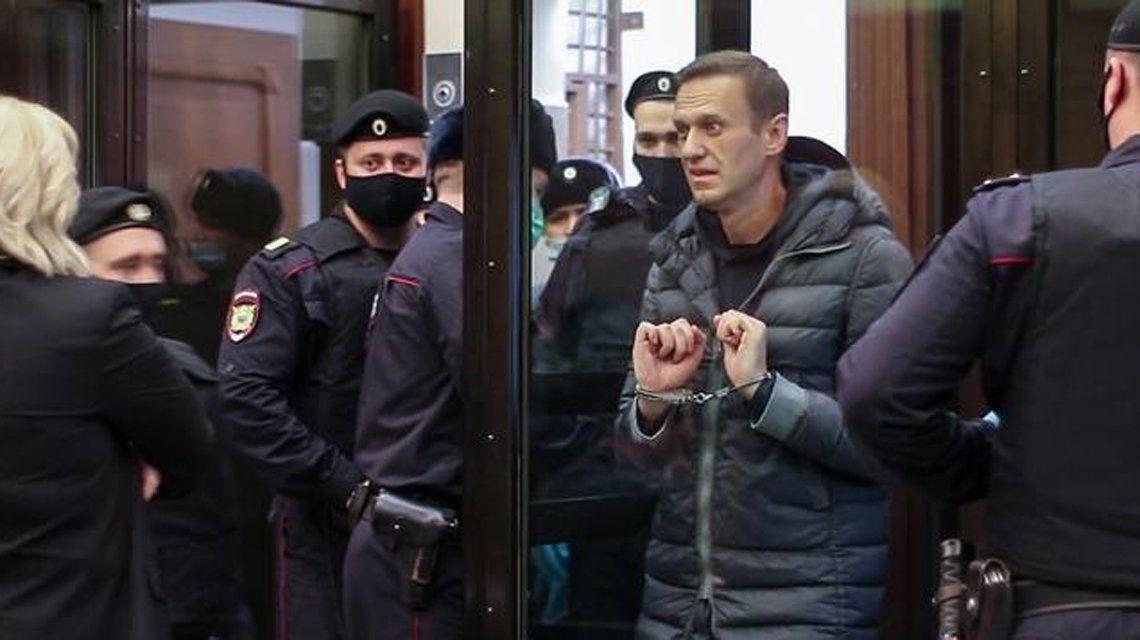 Rusia: Alexei Navalny