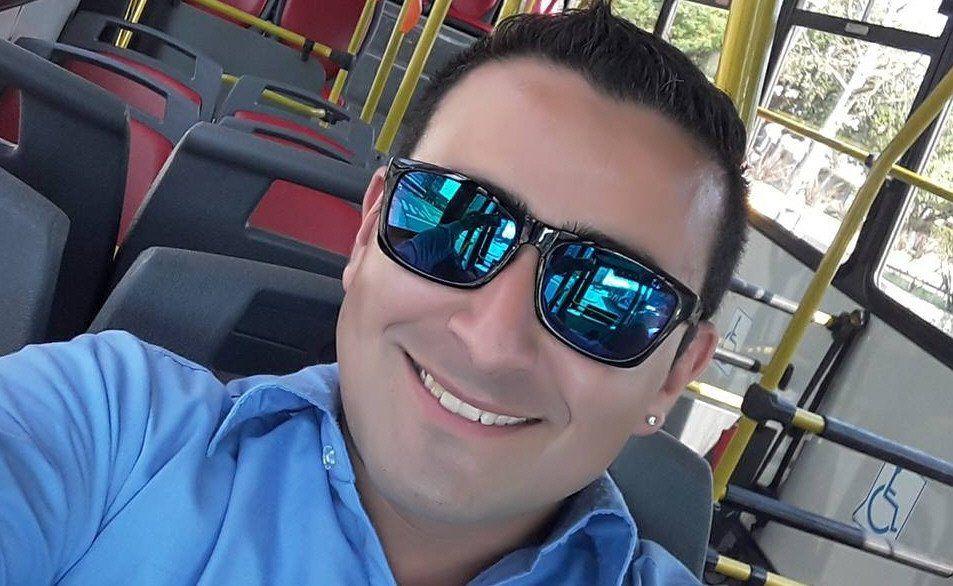 Cabral fue noticia a fin de año cuando le hizo RCP a un pasajero y le salvó la vida.