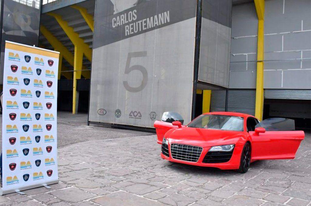 Subastan el Audi R8 incautado por hacer trompos en Palermo