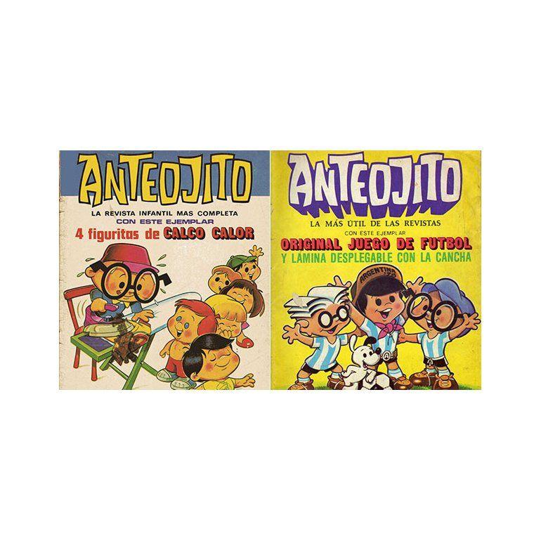 La revista Anteojito hubiera cumplido hoy 50 años