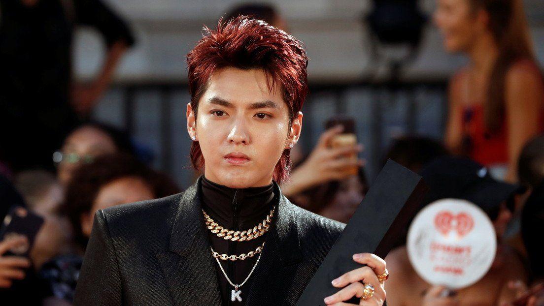 El cantante de K-Pop