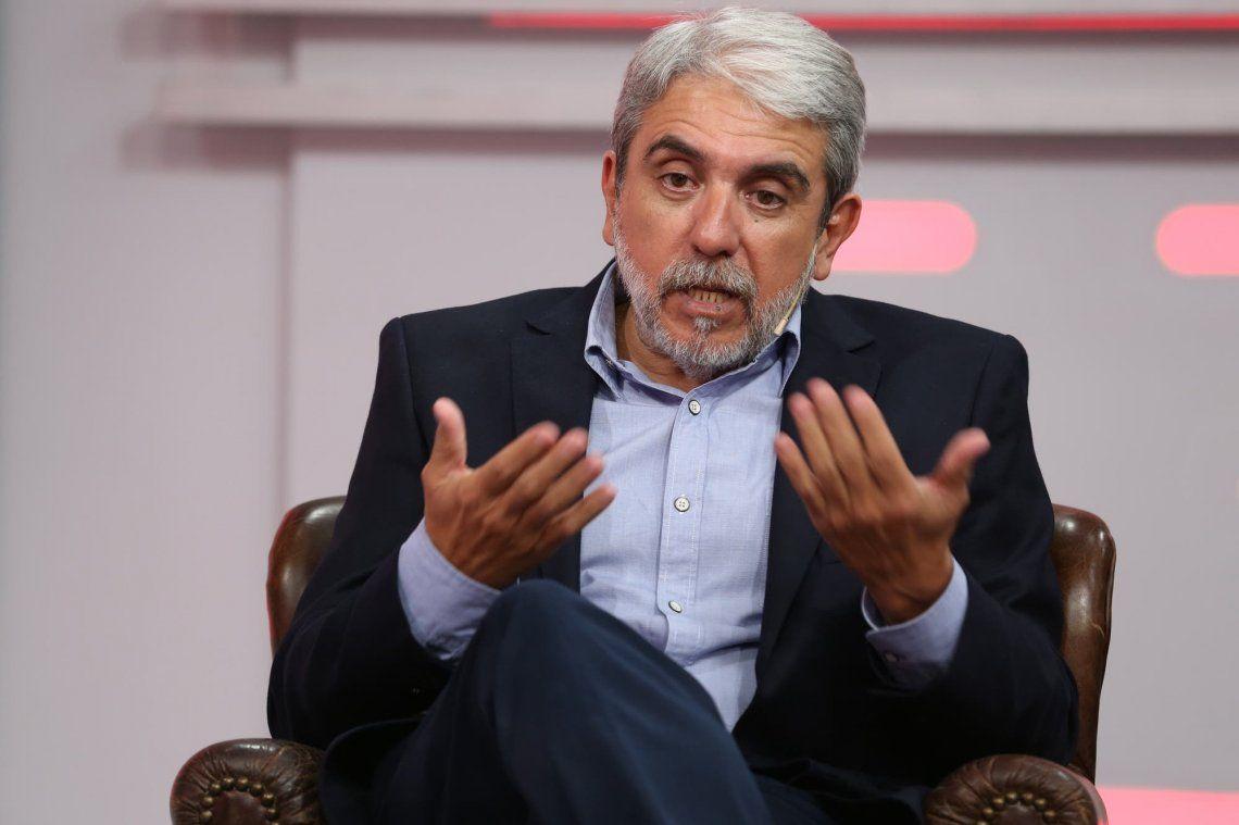 Aníbal Fernández cruzó a la diputada con un durísimo tuit.
